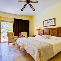 Отель SBH Costa Calma Palace Thalasso & Spa 4* Стандартный номер разные типы кроватей фото 3