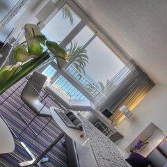 Отель Mercure Nice Promenade Des Anglais 4* Улучшенный номер с различными типами кроватей фото 18