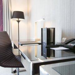 Отель Hilton London Angel Islington 4* Стандартный номер с различными типами кроватей фото 6