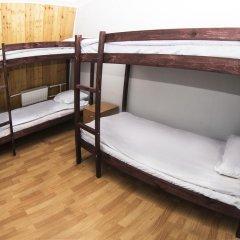 Хостел Лофт Кровать в мужском общем номере с двухъярусной кроватью фото 4