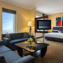 Отель Towers Rotana Номер категории Премиум с различными типами кроватей фото 7