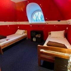The Monk's Bunk Party Hostel Стандартный номер с разными типами кроватей