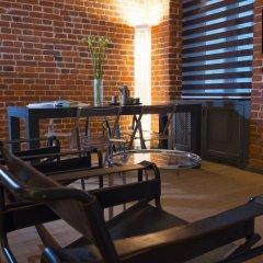 Дизайн-отель Brick 4* Люкс с различными типами кроватей фото 19