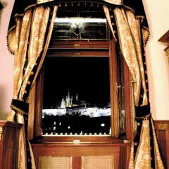Отель U Pava 4* Номер Делюкс фото 12