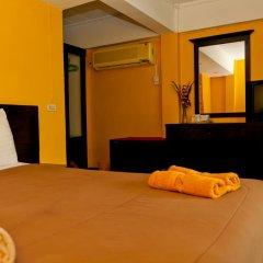 Отель Fullmoon Beach Resort 3* Стандартный номер с разными типами кроватей фото 10