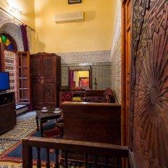 Отель Riad Ibn Khaldoun Марокко, Фес - отзывы, цены и фото номеров - забронировать отель Riad Ibn Khaldoun онлайн интерьер отеля фото 3