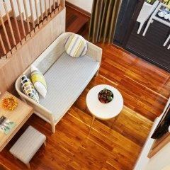 Отель Amari Koh Samui 4* Семейный номер Делюкс с различными типами кроватей