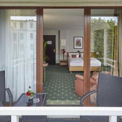 Balance Hotel Leipzig Alte Messe 4* Стандартный номер с различными типами кроватей фото 3