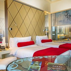 Отель Grand Millennium Amman 5* Номер Делюкс с различными типами кроватей фото 4