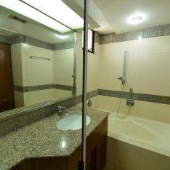 Отель President Park - Ebony Towers - unit 11A Бангкок ванная