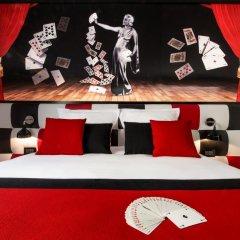 Hotel Splendor Elysees 3* Номер Playing cards с различными типами кроватей фото 2