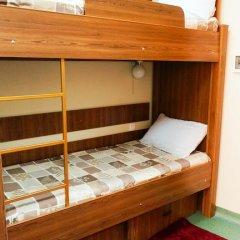 City Hostel Panorama Кровать в общем номере с двухъярусной кроватью фото 15