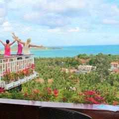 Отель Siva Buri Resort пляж фото 2