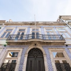 Отель Palácio Fenizia (Charm Palace) Студия с различными типами кроватей фото 4