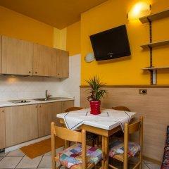 Отель Cavallo Bianco в номере