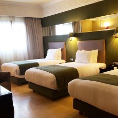 Отель Diwan Casablanca 4* Стандартный номер с различными типами кроватей фото 4