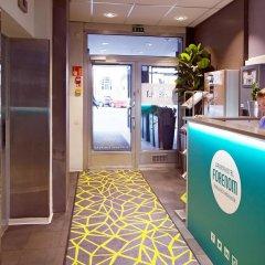 Отель Forenom Aparthotel Helsinki Kamppi Финляндия, Хельсинки - 1 отзыв об отеле, цены и фото номеров - забронировать отель Forenom Aparthotel Helsinki Kamppi онлайн интерьер отеля