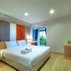 Отель Bs Residence Suvarnabhumi 3* Улучшенный номер фото 5