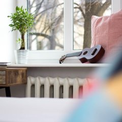 Chillout Hostel Улучшенный номер с различными типами кроватей фото 2