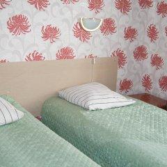 Гостиница Центральная Стандартный номер двуспальная кровать фото 6
