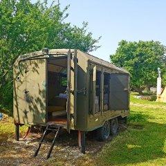 Отель Cob camp Стандартный номер фото 8