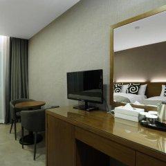 Itaewon Crown hotel 3* Стандартный семейный номер с двуспальной кроватью фото 2