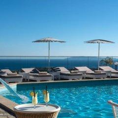 Отель Happy Cretan Suites бассейн