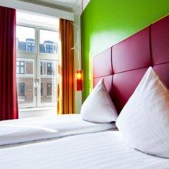 Отель Annex Copenhagen 2* Стандартный номер с различными типами кроватей (общая ванная комната) фото 14