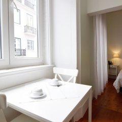 Отель Restauradores Apartments Португалия, Лиссабон - отзывы, цены и фото номеров - забронировать отель Restauradores Apartments онлайн комната для гостей фото 5