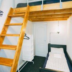 Хостел Bliss Стандартный семейный номер с двуспальной кроватью (общая ванная комната) фото 11