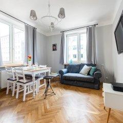 Апартаменты P&O Apartments Plac Bankowy комната для гостей