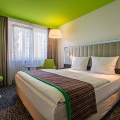 Отель Park Inn by Radisson Nuremberg 3* Стандартный номер с различными типами кроватей фото 6