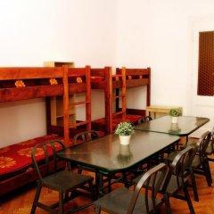 Budapest Budget Hostel Стандартный семейный номер фото 16