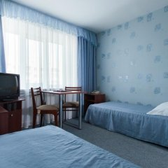 Гостиница AMAKS Центральная Стандартный номер разные типы кроватей фото 24