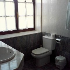 Отель Posada Playa de Langre ванная