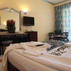 Отель King Tut Aqua Park Beach Resort - All Inclusive 3* Улучшенный номер с различными типами кроватей фото 9