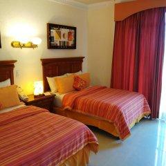 Отель Gran Real Yucatan 3* Стандартный номер с разными типами кроватей фото 4