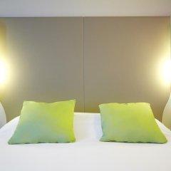 Отель Campanile Paris Est - Pantin 3* Улучшенный номер с различными типами кроватей