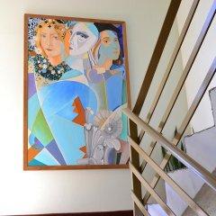 Art Hotel Simona интерьер отеля
