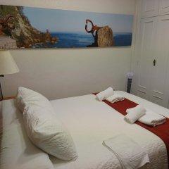 Отель Pensión Amara Стандартный номер с двуспальной кроватью фото 2