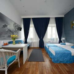 Сити Комфорт Отель 3* Люкс с разными типами кроватей фото 29