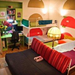 Hostel Budapest Center Стандартный номер с различными типами кроватей фото 22