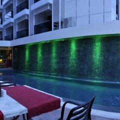 Oba Star Hotel & Spa - All Inclusive бассейн