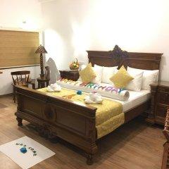 Отель White Villa Resort Aungalla 3* Номер Делюкс с двуспальной кроватью фото 4