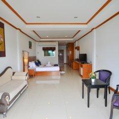 Отель Tri Trang Beach Resort by Diva Management 4* Стандартный номер двуспальная кровать фото 5