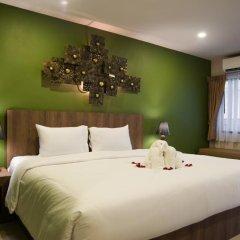 The Gig Hotel 4* Улучшенный номер с двуспальной кроватью фото 8