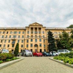 Отель Guide of Minsk Ploschad Pobedy Минск парковка