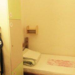 Томас Хостел Кровать в общем номере с двухъярусной кроватью фото 17