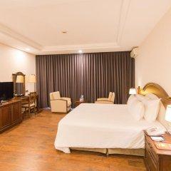 Saigon Halong Hotel 4* Представительский люкс с различными типами кроватей фото 4