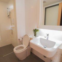 Отель Rocco Huahin Condominium Студия с различными типами кроватей фото 30